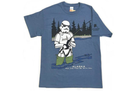 Star Wars 'May the Fish Be With You' t-shirt