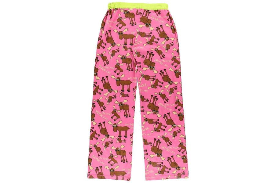 Lazy One Don't Moose With Me Junior PJ Pants