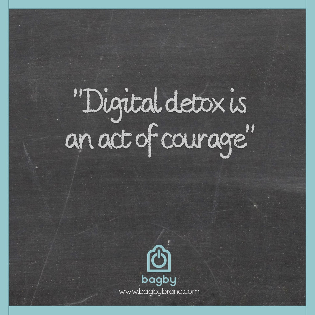 Digital Detox Heroes of the Month - Feb / March 2020