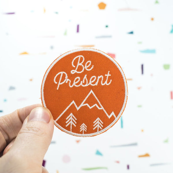 BE PRESENT GIFT