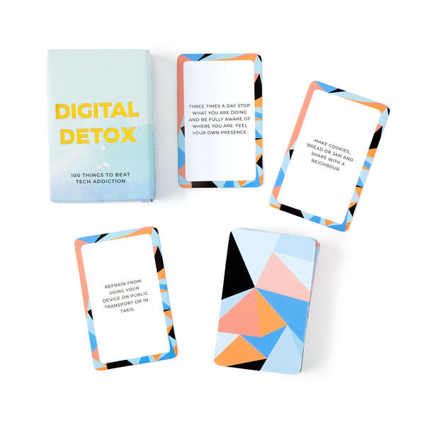 affordable digital detox