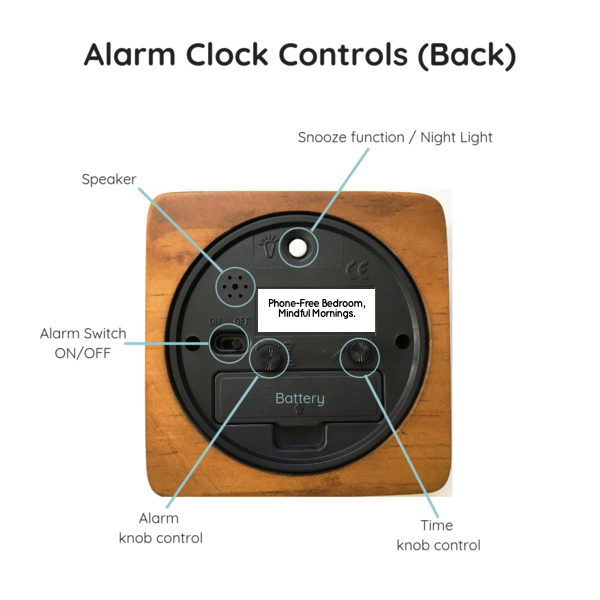 How to use an analog clock