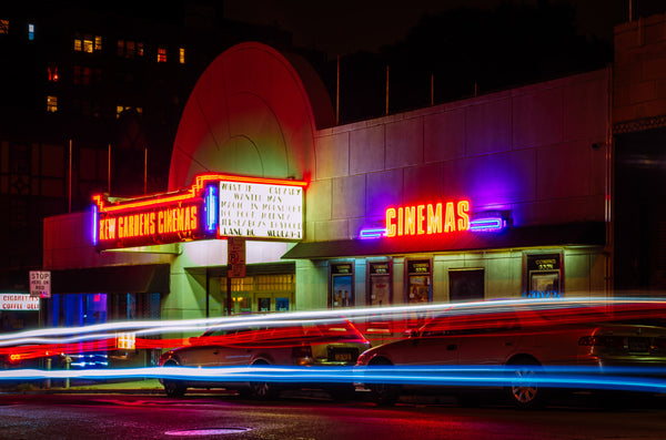 best cinemas in USA