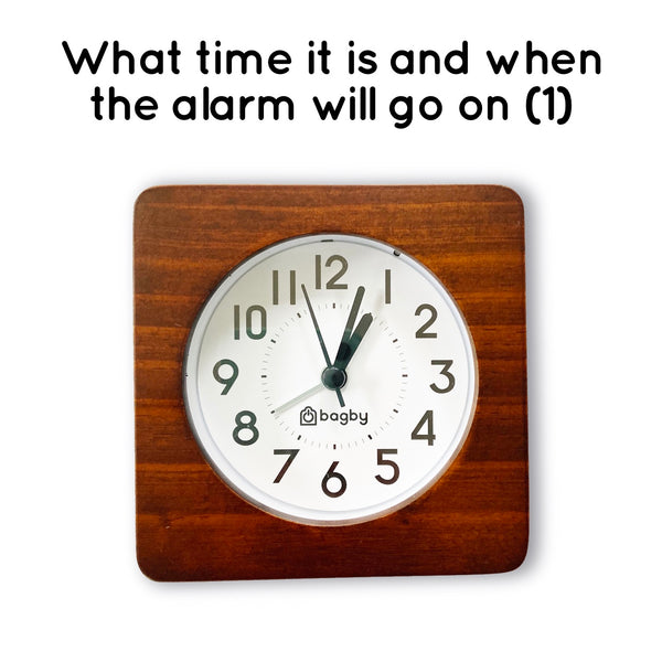 how alarm clock works