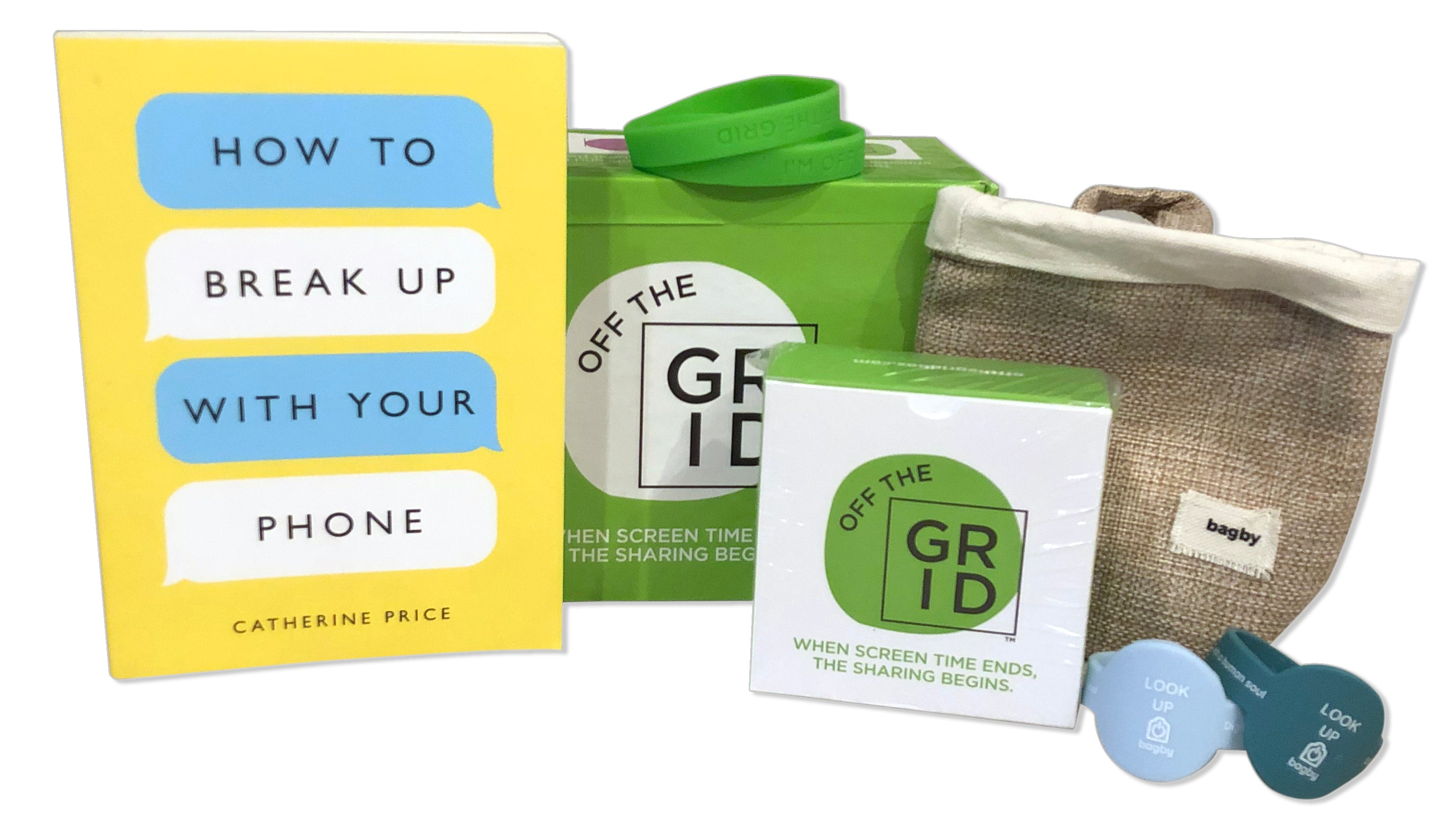 New Year's Resolution Digital Detox Kit
