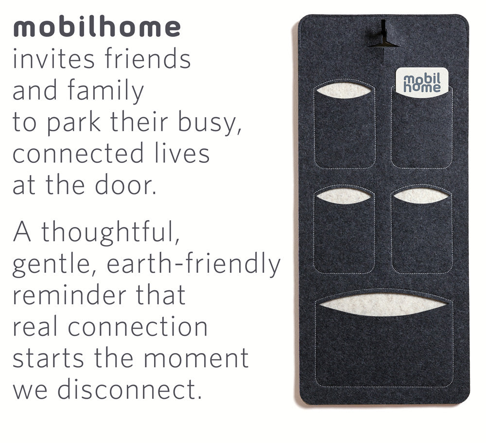 Mobilhome - Hang up the phone, and let's talk.