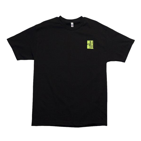 32 ZEL T-SHIRT (BLACK)