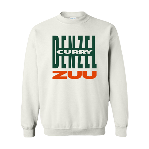 Zuu Crewneck + Digital Album