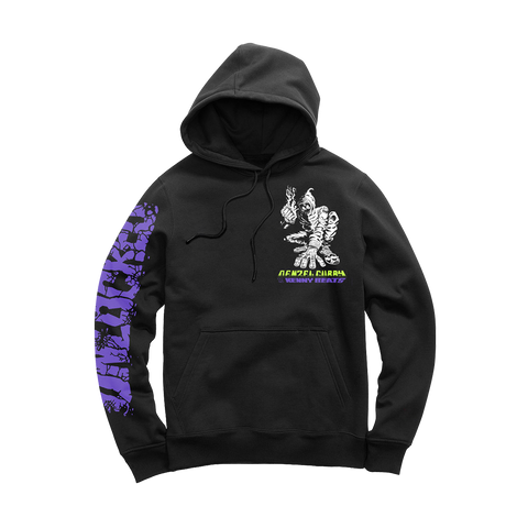 UNLOCKED Pullover Hoodie + Digital Album