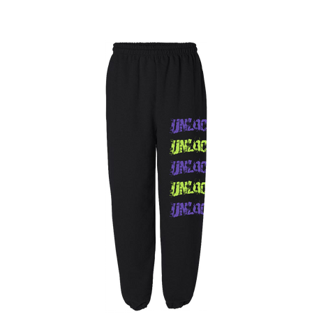 UNLOCKED Sweatpants + Digital Album
