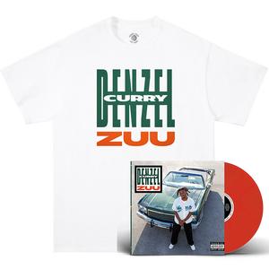 Zuu Limited Edition Color LP + T-Shirt Bundle
