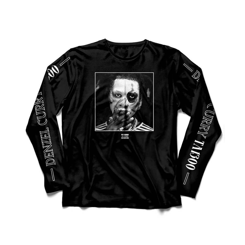baead030 TA1300 T-SHIRT + DIGITAL ALBUM – Denzel Curry | Shop