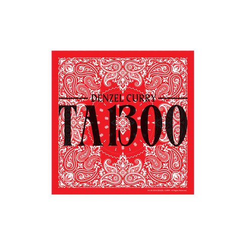 TA1300 BANDANA + DIGITAL ALBUM