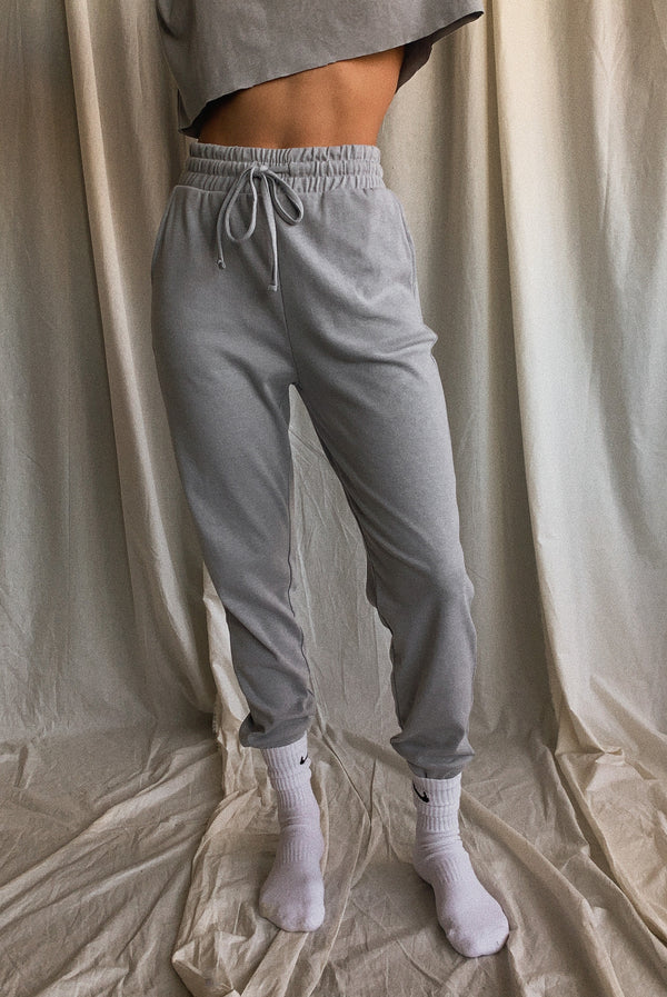 Morning Dusk Joggers Grey