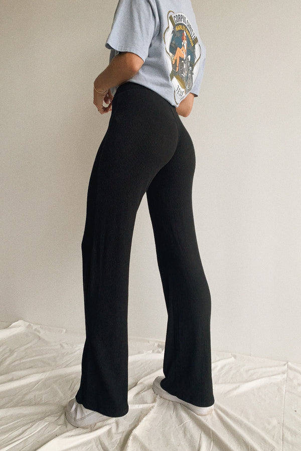 Chill Out Ribbed Lounge Pants