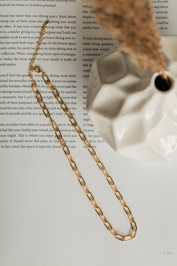 Lillah Link Necklace