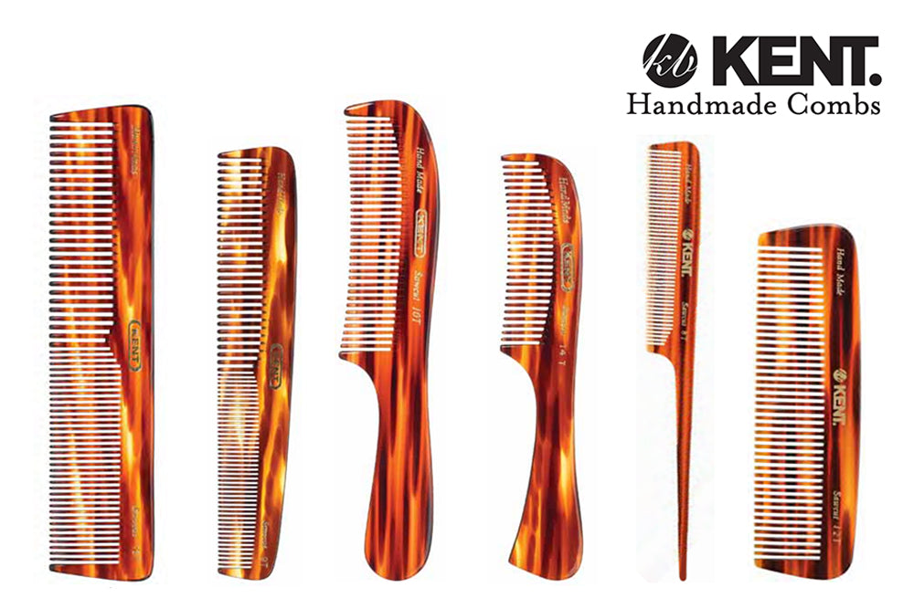 3 Awesome Benefits of Kent's Hand-Sawn Combs