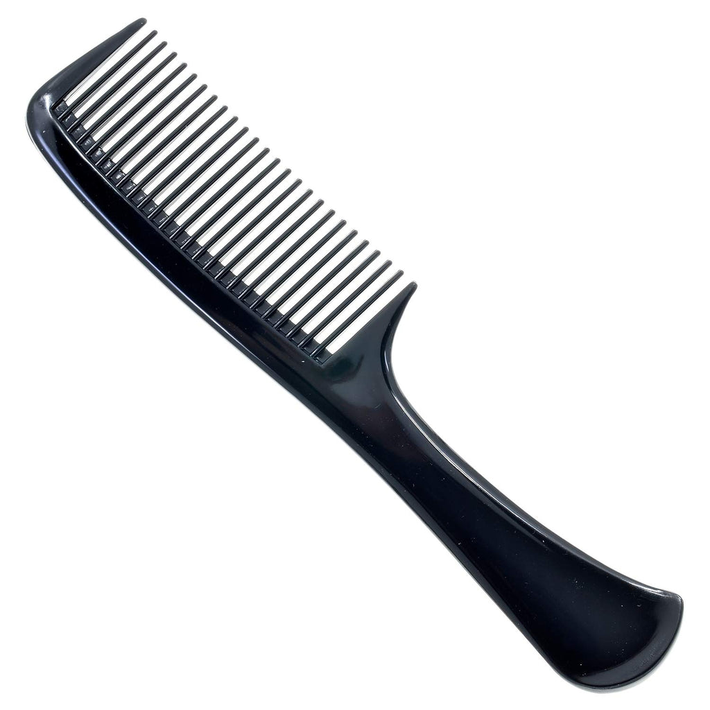 Kent SPC83 Handmade Handled Rake Comb with Coarse Teeth (220mm)