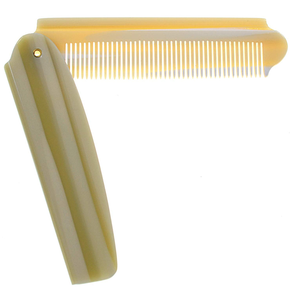 Giorgio G82 4 Inch Gentleman's Folding Pocket Comb
