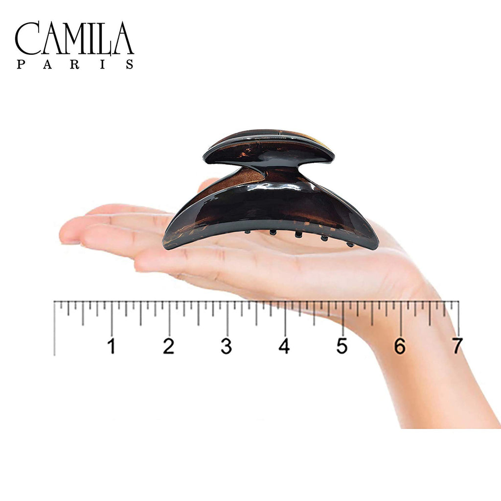 Camila Paris CP2616 French Hair Clip Claw for Women. Made in France