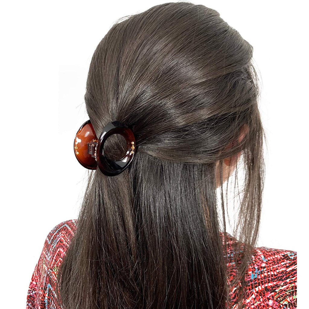 Camila Paris CP2831 Classic French Hair Clip for Women. Made in France