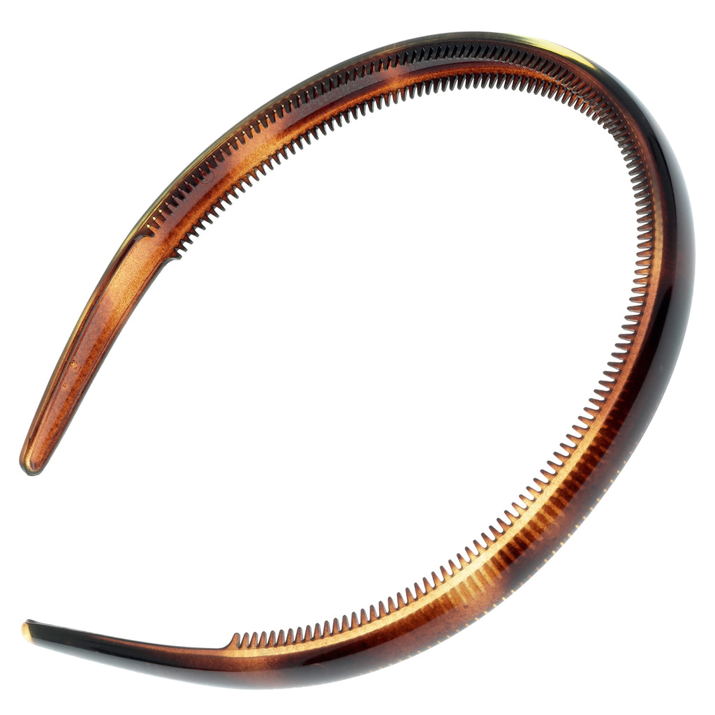 Camila Paris AD44 Tortoise Shell French Flexible Headband