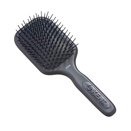 Kent AH9 Airhedz Pro Medium Pin Hair Brush Brushes & Combs KENT