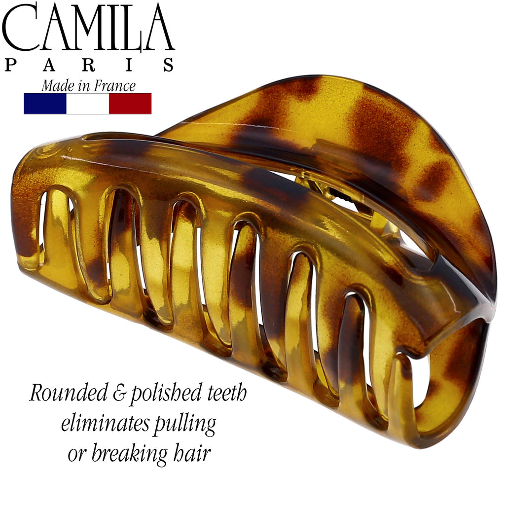 Camila Paris CP2641 Assorted Colors French Hair Clip for Women