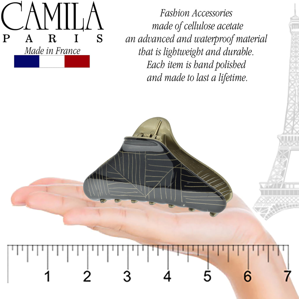 Camila Paris CP2757 French Hair Clip for Women