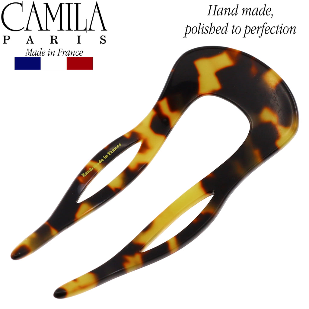Camila Paris CP2469 French Twist Stick Pin for Women Handmade Tokyo