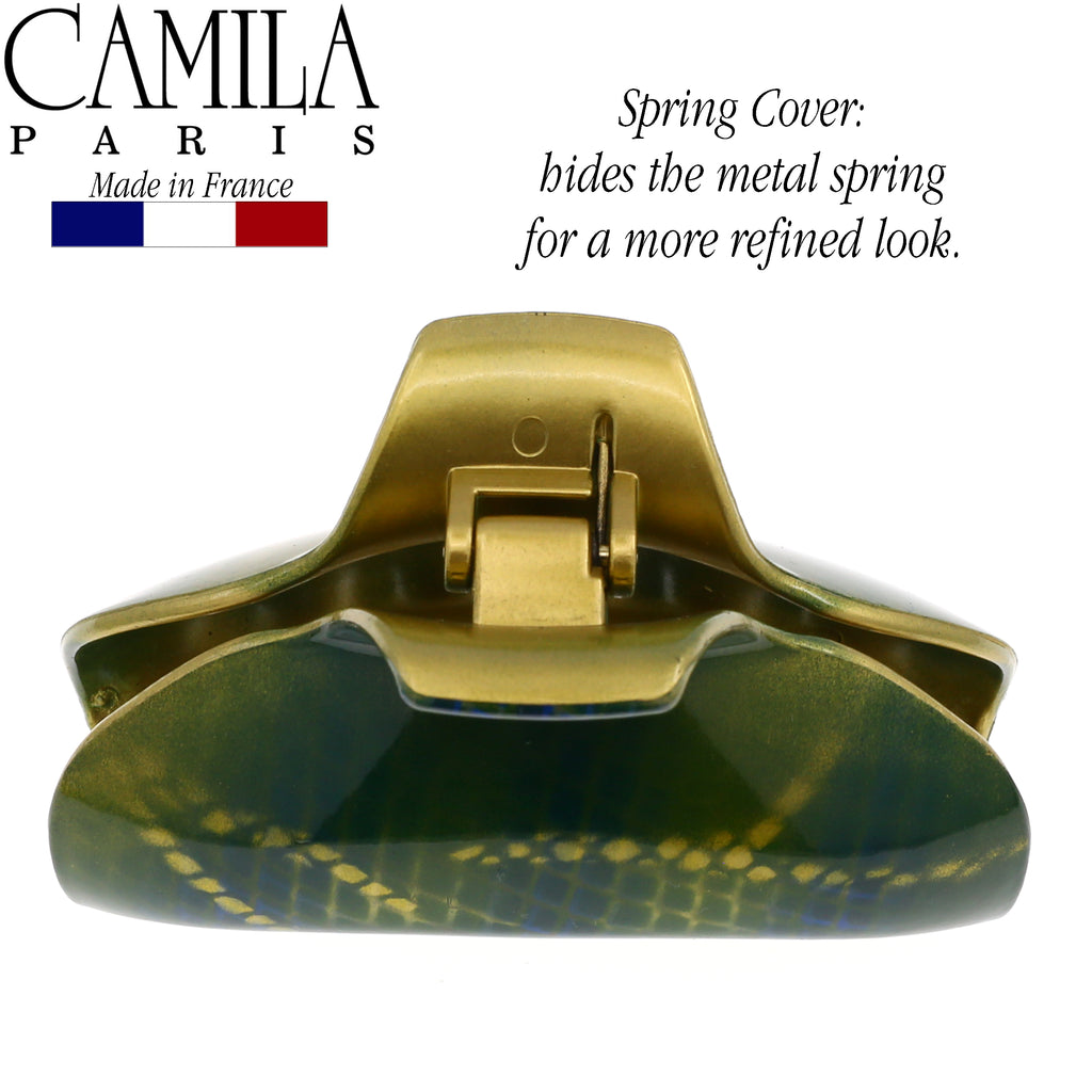 Camila Paris CP2526 3.5 Inch French Hair Clip for Women