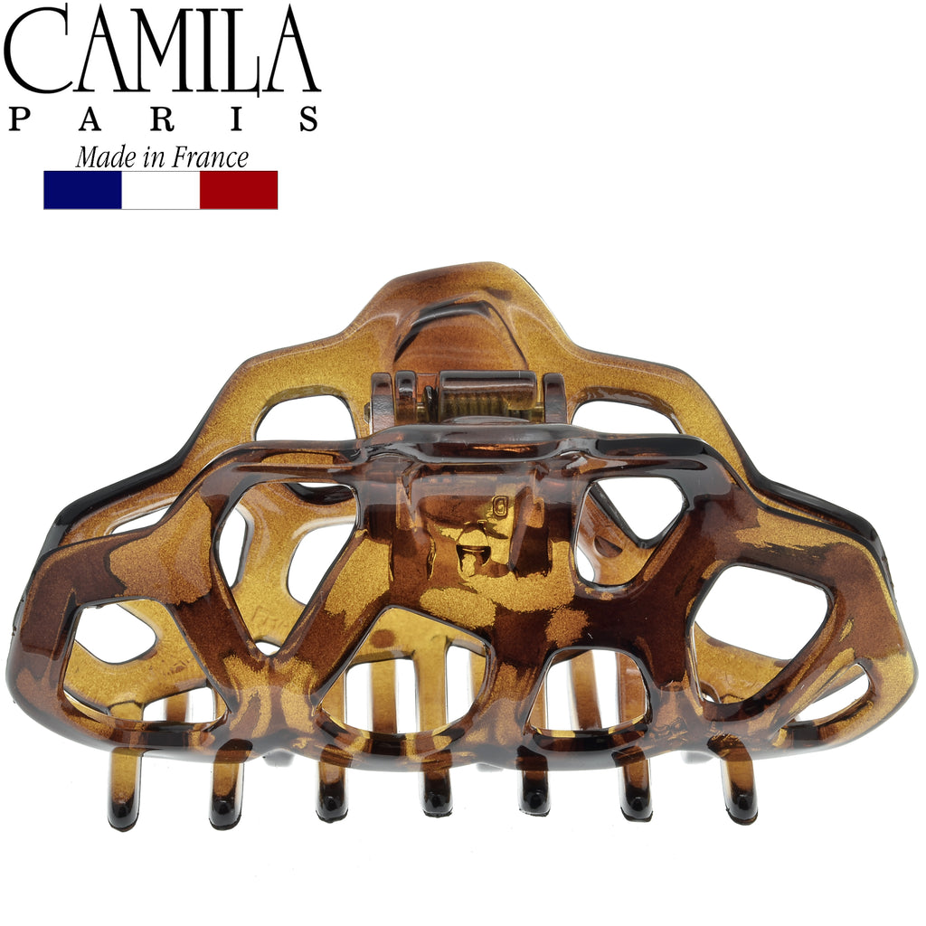 Camila Paris CP2692 3.25 Inch Hair Clip for Women with Spring Cover