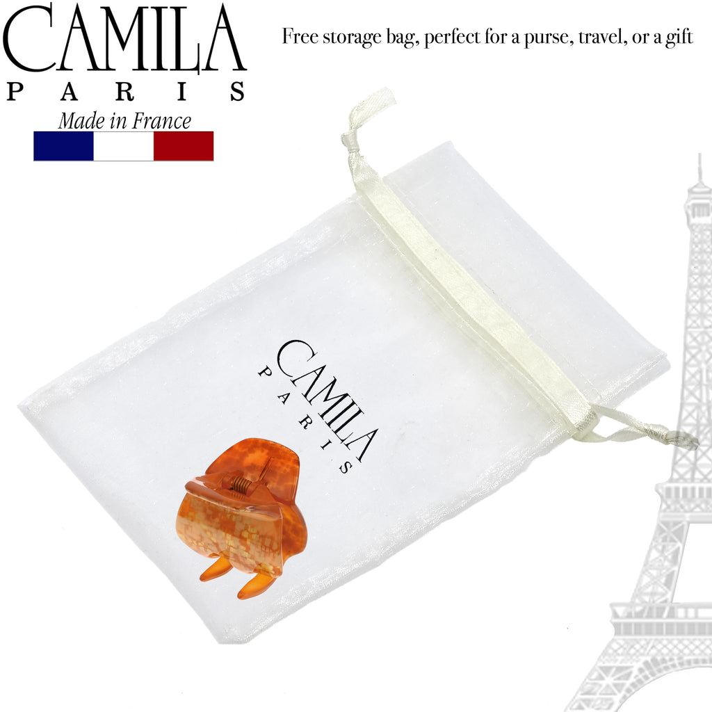 Camila Paris CP2726 1.5 Inch French Hair Clip for Women