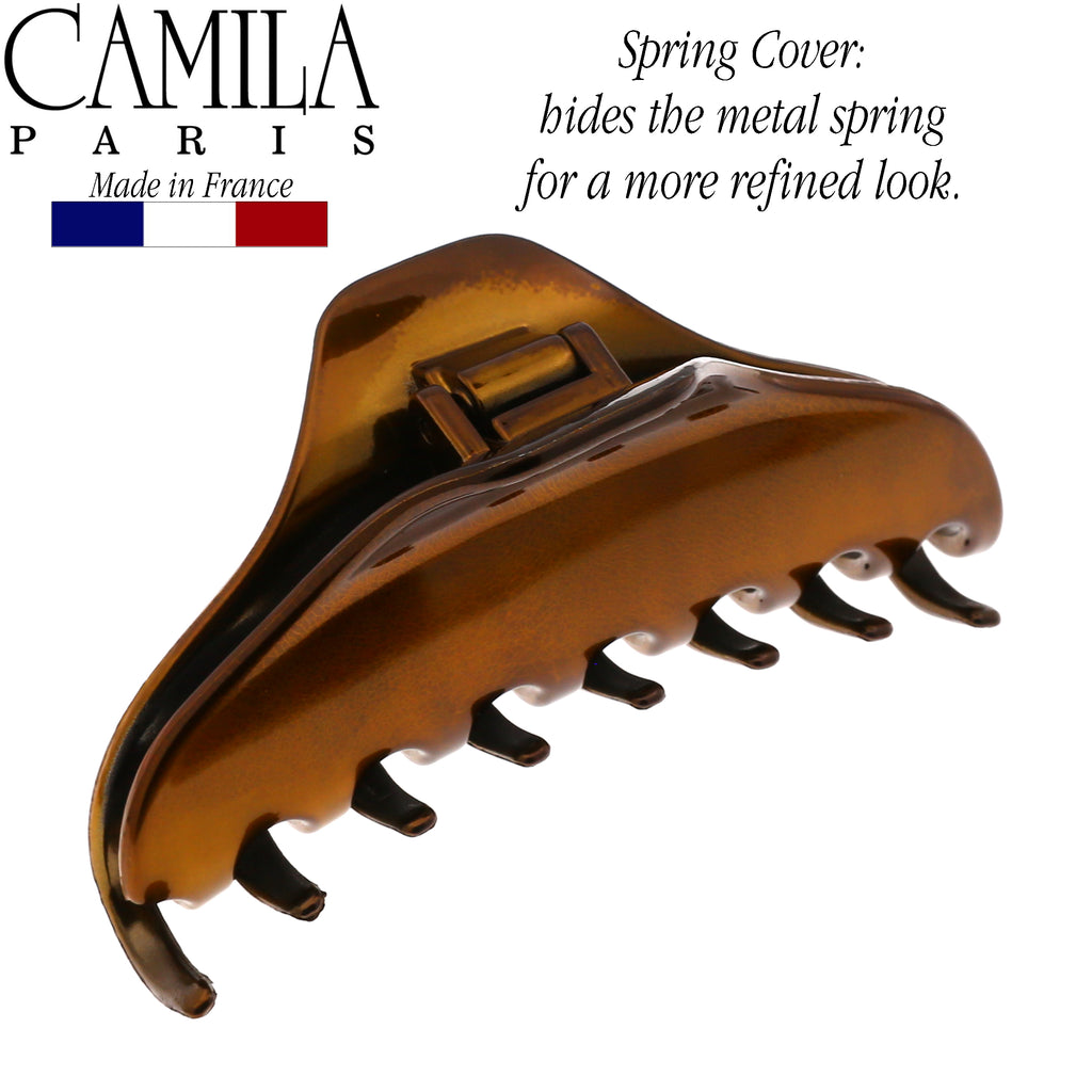 Camila Paris CP2599 French Hair Clip Claw for Women. Made in France