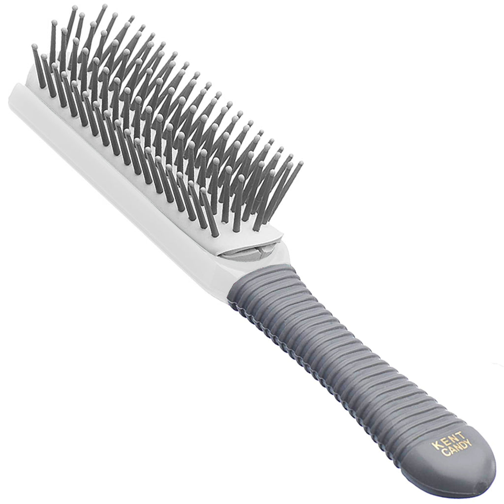 Kent KB Candy Small 5-Row, Ball Tipped Quill Daily Styling Hairbrush
