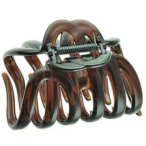 "Camila Paris NV105 (3 1/2"") French Made Hair Accessories for Women, Claws, Jaw Clips & Clamps"