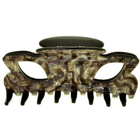 "Camila Paris CP2344 (2.25"") French Made Hair Accessories for Women, Barrette, Handmade"