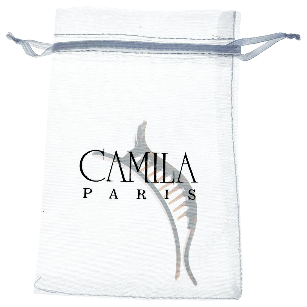 Camila Paris CP2478 4 Inch Handmade French Hair Clip for Women