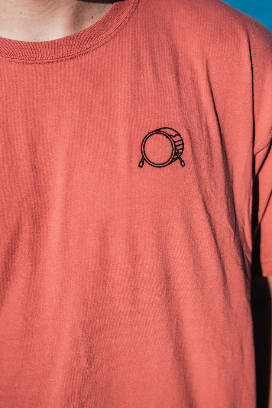 1 OF 1 Embroidered Signature Logo Comfort Colors Tee
