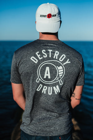Dri-Fit Performance Destroy A Drum Tee