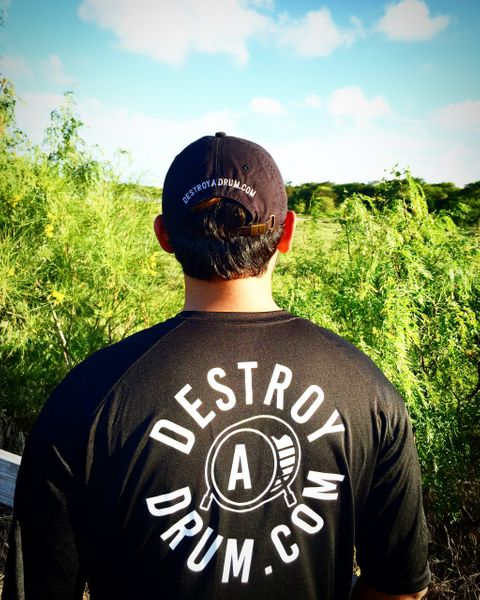 Destroy A Drum Dri-Fit Tee