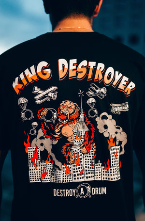 King Destroyer Tee