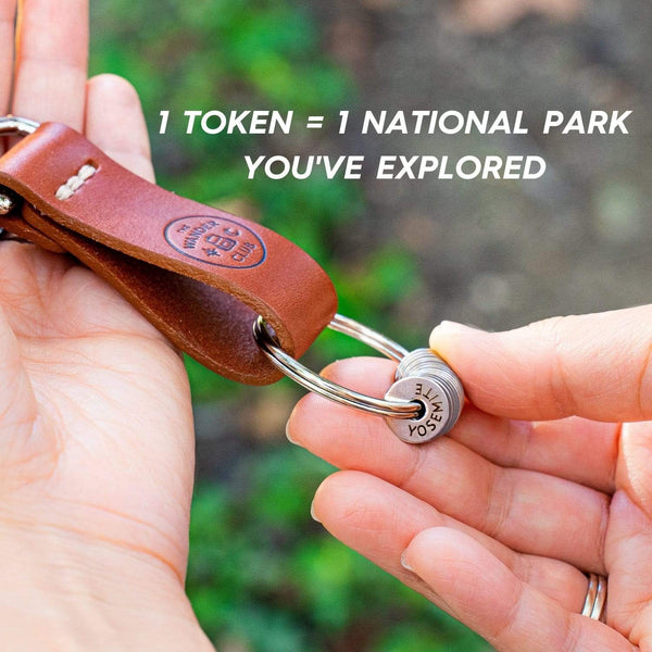 US National Park Tokens
