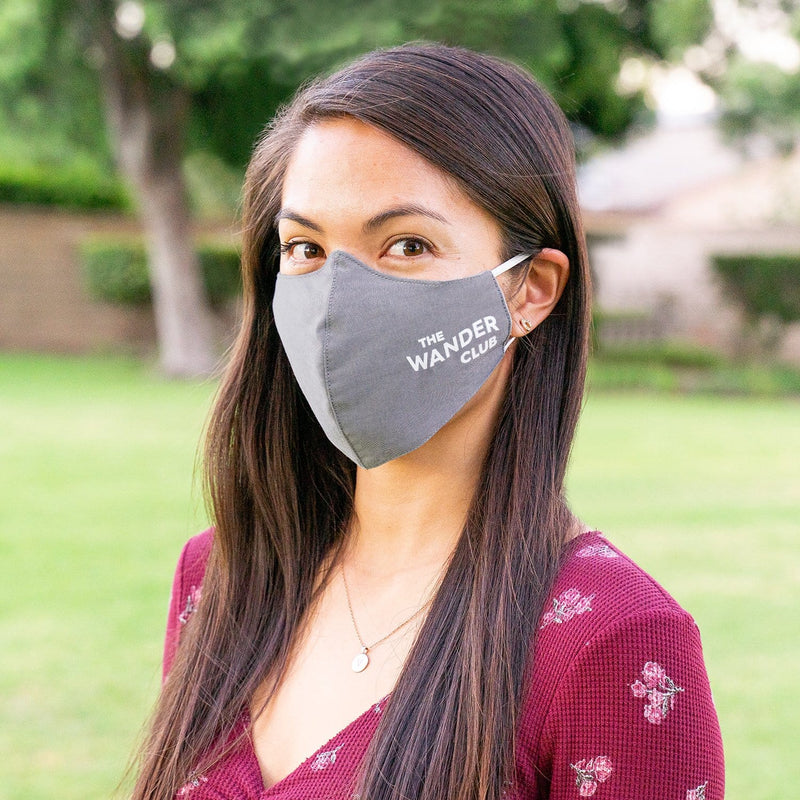 Face Mask (Gray)