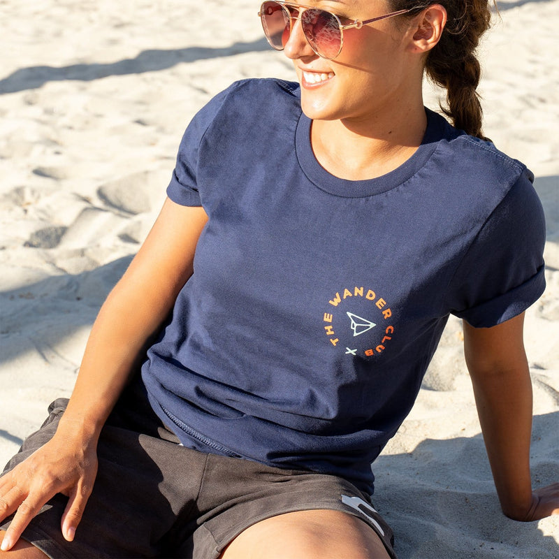 It's Time to Go - Unisex Tee (Navy)