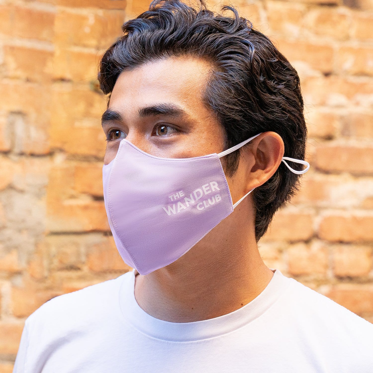 Face Mask (Lilac)