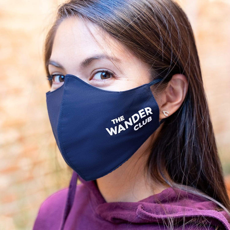 Face Mask (Navy)