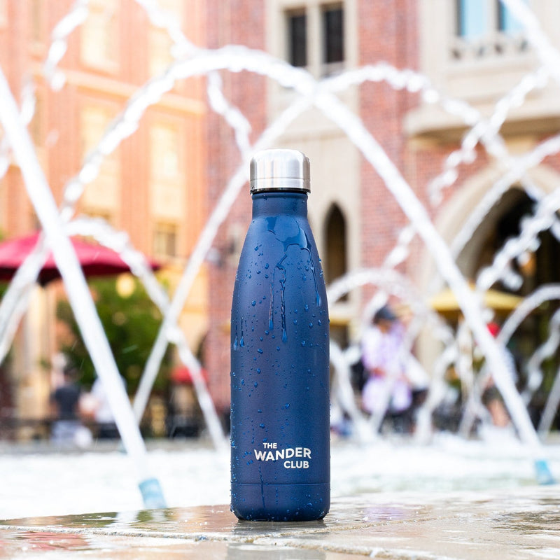Water Bottle (Navy)