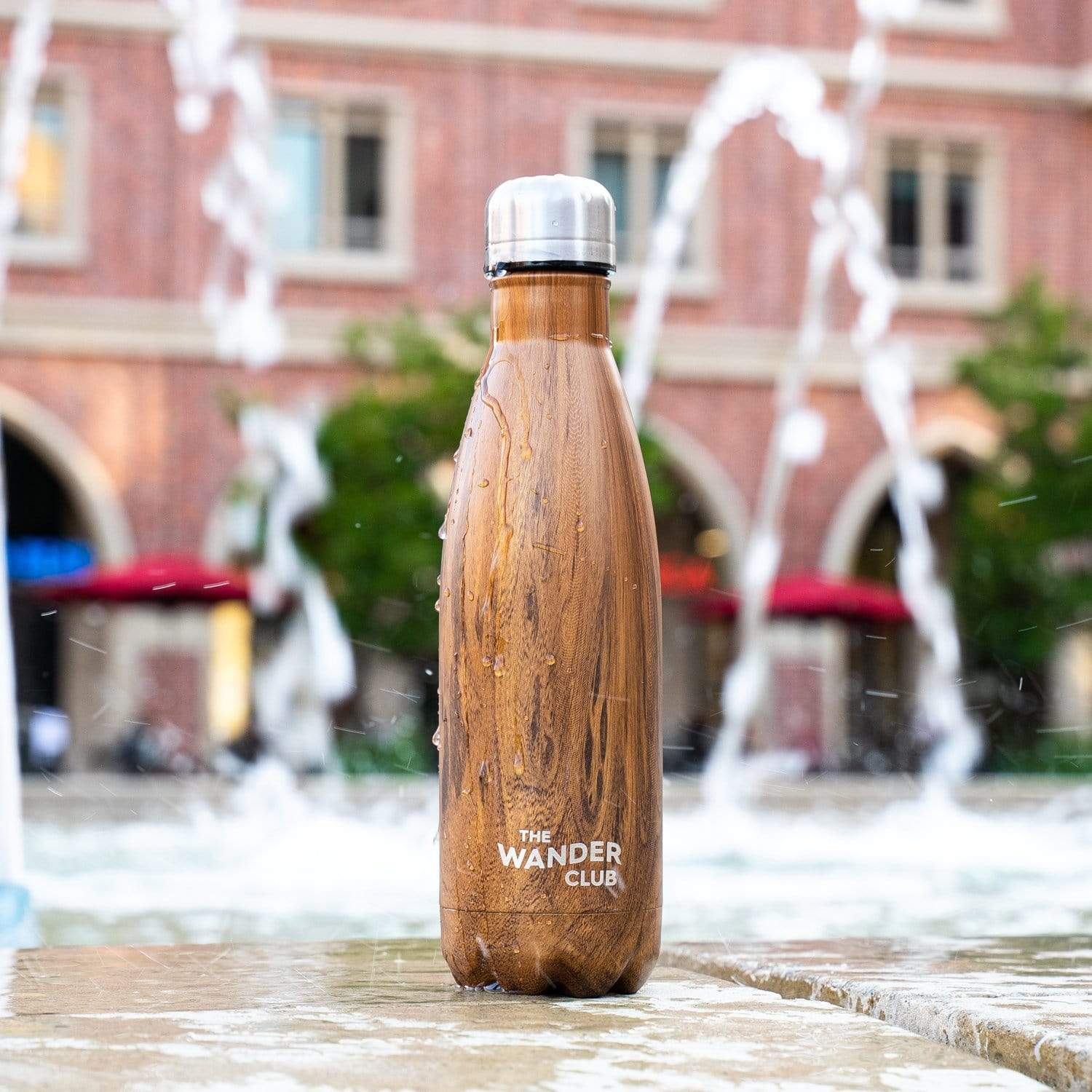 Water Bottle (Oak)