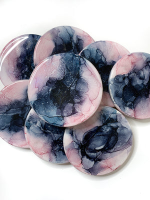 Blush Moon Coasters